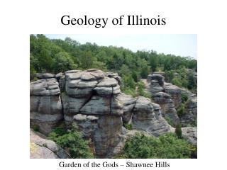 Geology of Illinois