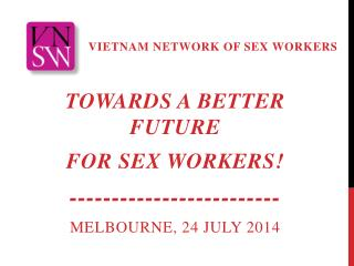 Vietnam Network of Sex workers