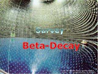 Beta-Decay