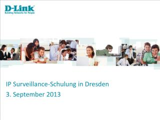 IP  Surveillance- Schulung  in  Dresden 3 . September  2013