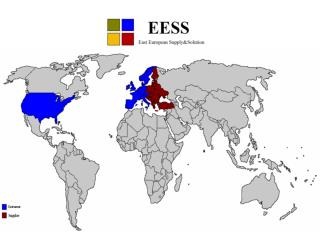 Who is EESS? The East European Specialist and Service Provider The Supply Chain Consultant