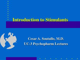 Introduction to Stimulants