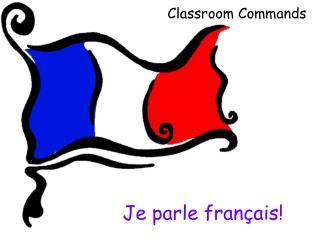 Je parle français!