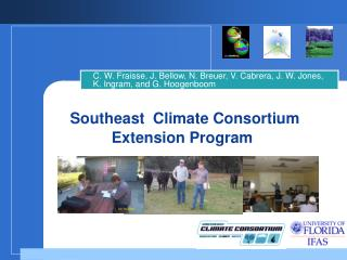 Southeast  Climate Consortium Extension Program