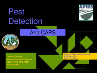 Pest        Detection