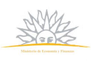 Ministerio de Econom�a y Finanzas
