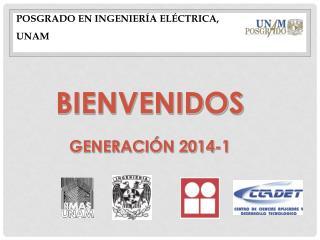 Posgrado  en  Ingeniería Eléctrica , UNAM