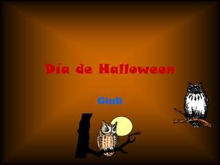 Tarjetas animadas halloween