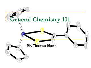 General Chemistry 101