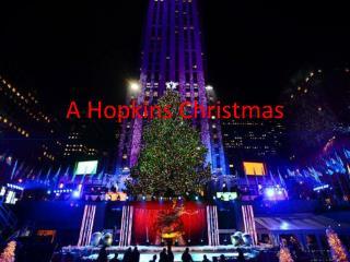 A Hopkins Christmas
