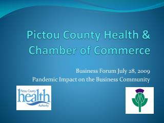 Pictou County Health & Chamber of Commerce