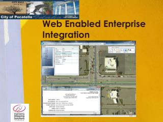 Web Enabled Enterprise Integration
