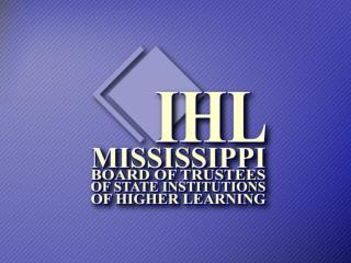 Evolution of 2 + 2 Articulation Agreements in Mississippi