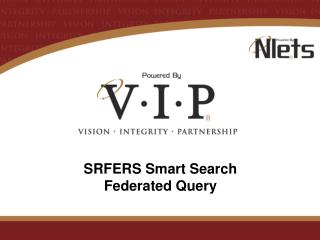 SRFERS Smart Search Federated Query
