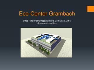 Eco-Center  Grambach
