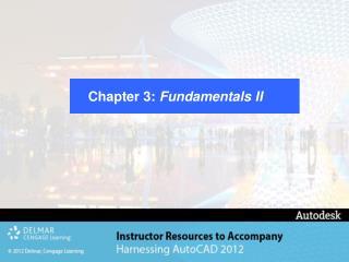 Chapter 3:  Fundamentals II