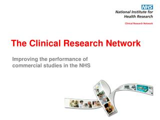 The Clinical Research Network