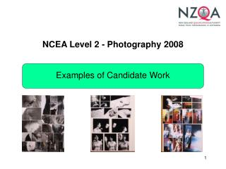 NCEA Level 2 - Photography 2008