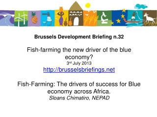 Fish-Farming : The Drivers of Success for Blue Economy  Across  Africa