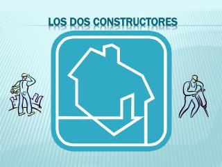 Los dos constructores