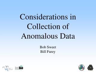 Bob Sweet Bill Furey