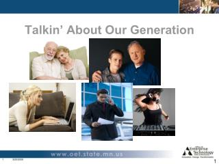Talkin' About Our Generation