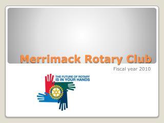 Merrimack Rotary Club