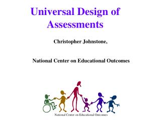 Universal Design of Assessments