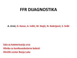 FFR DIJAGNOSTIKA