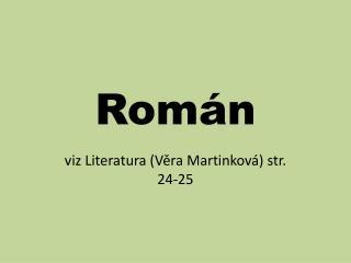 Rom�n