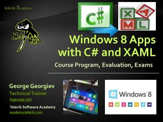 Windows 8 Apps  with C# and XAML