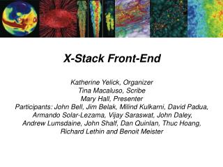 Exascale Challenges