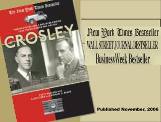 Published November, 2006