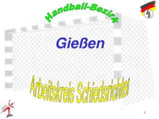 Handball-Bezirk