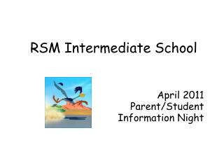 RSM Intermediate School