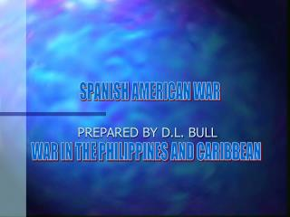 PREPARED BY D.L. BULL