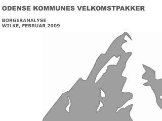 ODENSE KOMMUNES VELKOMSTPAKKER BORGERANALYSE WILKE, FEBRUAR 2009