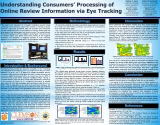 Understanding Consumers' Processing of Online Review Information via Eye Tracking
