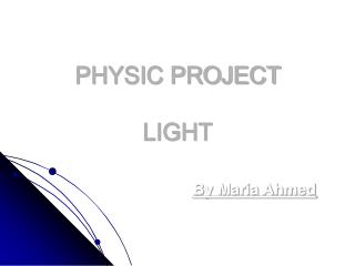 PHYSIC PROJECT LIGHT