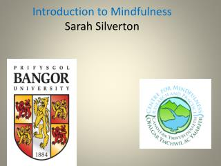 Introduction to Mindfulness  Sarah Silverton