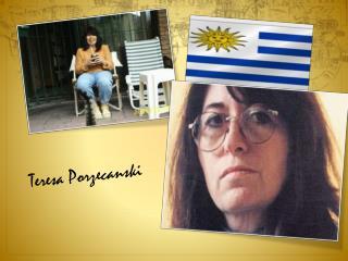 Teresa  Porzecanski
