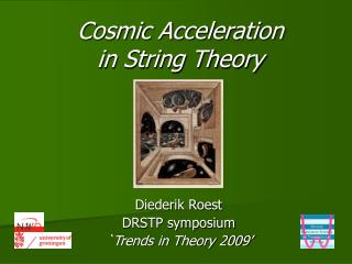 Cosmic Acceleration  in String Theory
