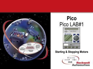 Pico Pico LAB#1