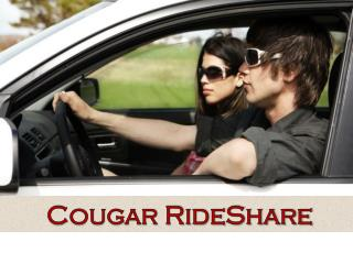 Cougar RideShare