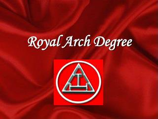 Royal Arch Degree