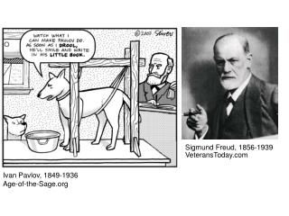 Sigmund Freud, 1856-1939 VeteransToday