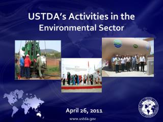 USTDA's Activities in the  Environmental Sector
