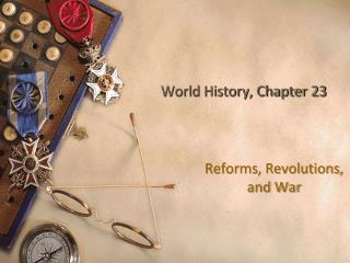 World History, Chapter 23