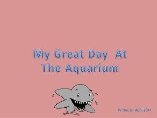 My Great Day  At The Aquarium