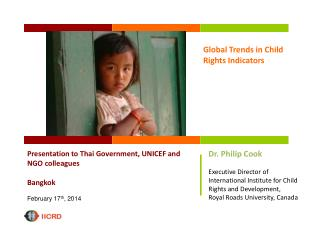 Global Trends in Child Rights Indicators